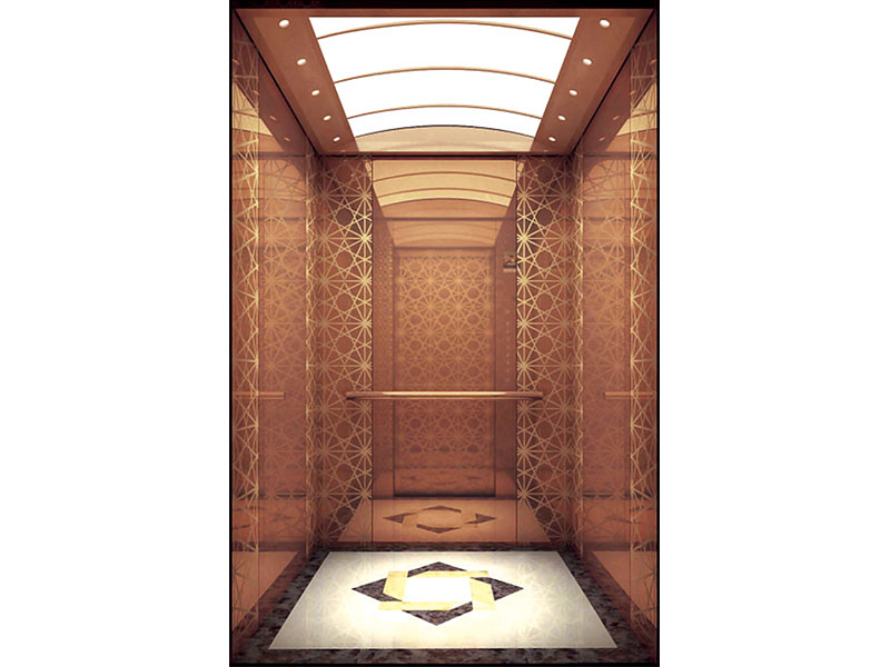 Passenger Elevator for Hotel Clubhouse
