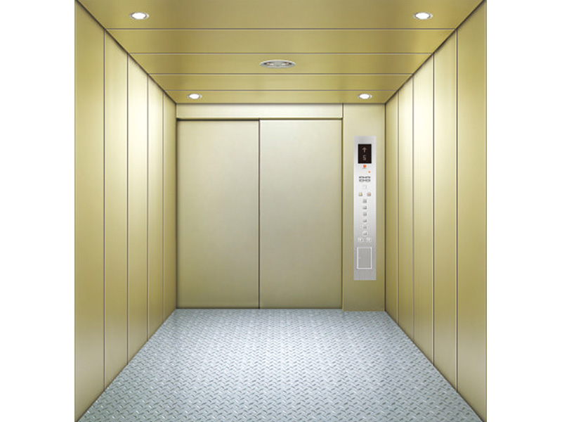 Cargo Elevator for Factory Building