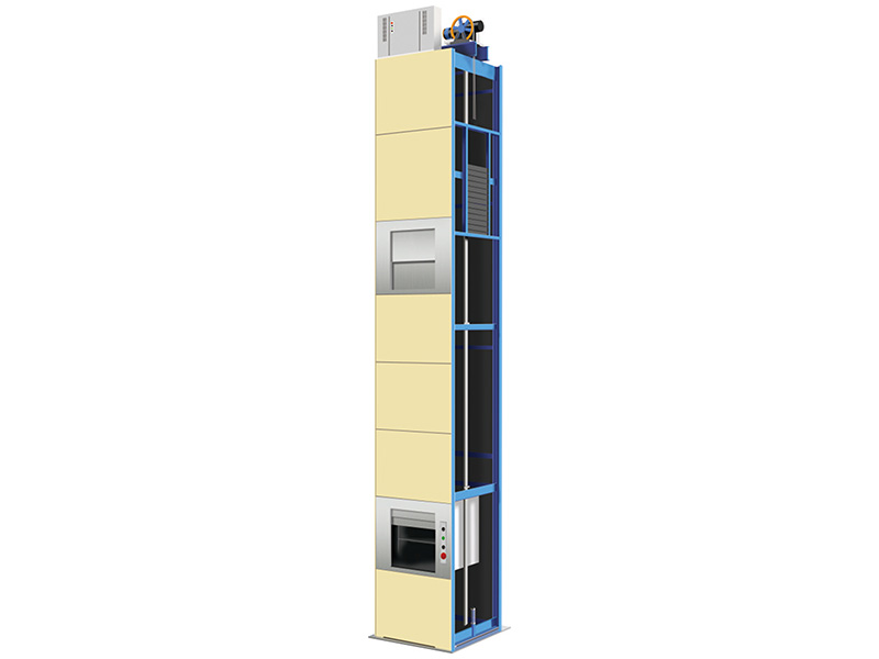 Freight elevator for Restaurant