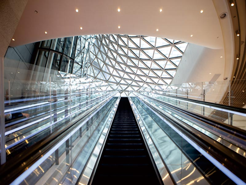 Commercial Escalator 35° for Mall